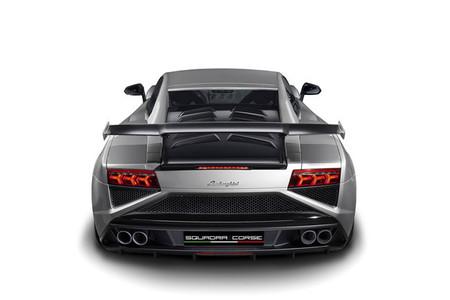 Lamborghini Gallardo LP-570 Squadra Corse