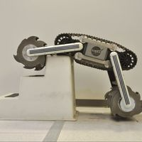 Éste es el nuevo rover de la NASA