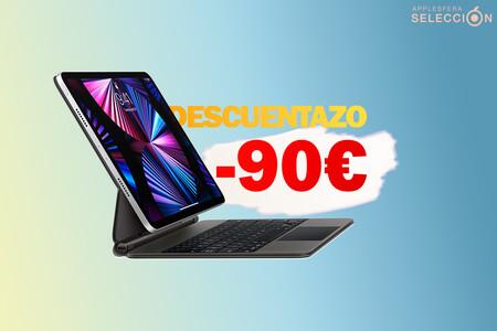 """Escritura a otro nivel con el Magic Keyboard para iPad Pro de 12,9"""": a su precio mínimo histórico en Amazon de 305,19 euros"""