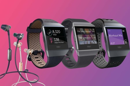 Fitbit Ionic Flyer Oficial