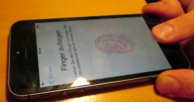 El Chaos Computer Club rompe la seguridad del lector Touch ID del iPhone 5S
