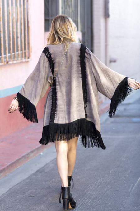 Anímate con las chaquetas kimono