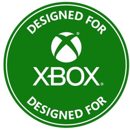 Designed for Xbox logo