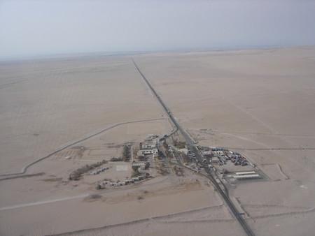 Recomiendan no acercarse a la frontera peruano-chilena