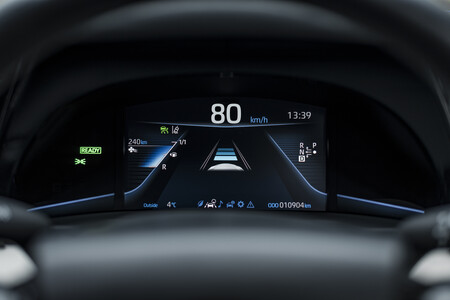 Toyota Mirai 2021 Interior 9