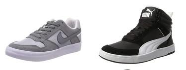 4 chollos por menos de 30 euros en tallas sueltas de zapatillas y chanclas Levi's, New Balance, Puma y Nike en Amazon