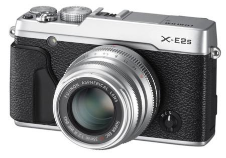 X E2s Silver Leftside 35mmf2