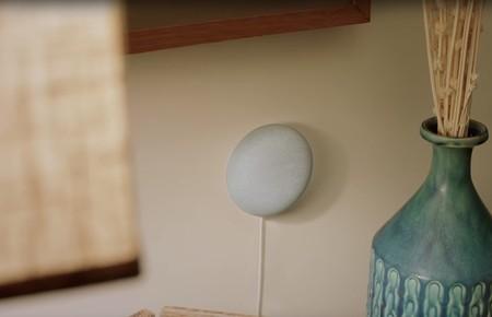 Google Nest Mini: la evolución del Home Mini puede colgarse de la pared y llega con chip dedicado para sonido