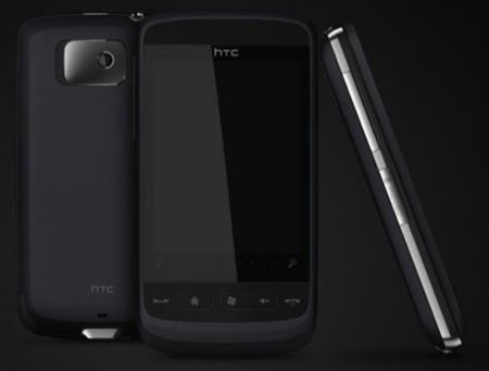 HTC Touch2 se anuncia como un Windows Phone