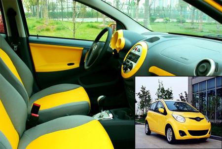 Movand presenta el CM1, el primer coche eléctrico 100% español