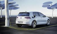 El VW e-Golf estará en Los Ángeles