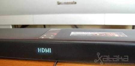 Barra de sonido Samsung HW F750, la hemos probado