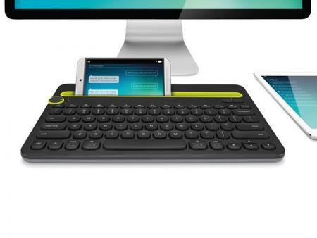 Logitech K480 Keyboard, el teclado bluetooth que podríamos usar hasta con tres dispositivos diferentes