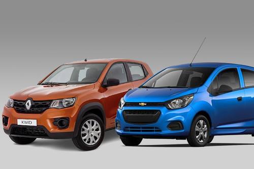 Chevrolet Beat vs. Renault Kwid: ¿Cuál de los dos autos más baratos de México conviene comprar?