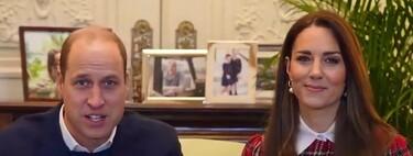 Kate Middleton vuelve a apostar por el tartán, uno de sus estampados favoritos