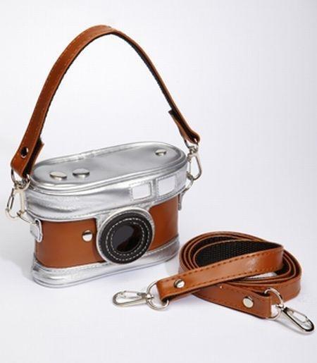 Camera Pouch, funda retro para tu moderna cámara