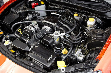 Motor Toyota Gt86