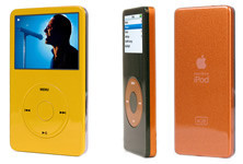 Colorea tu iPod: Colorware