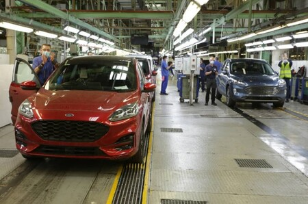 Ford Almussafes Fabrica