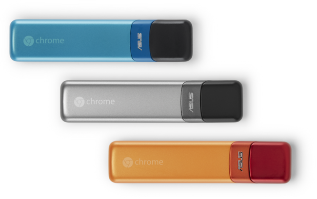 Group Asus Chromestick