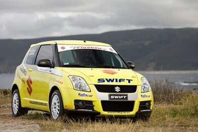 Copa Suzuki Swift: La hora de los debutantes
