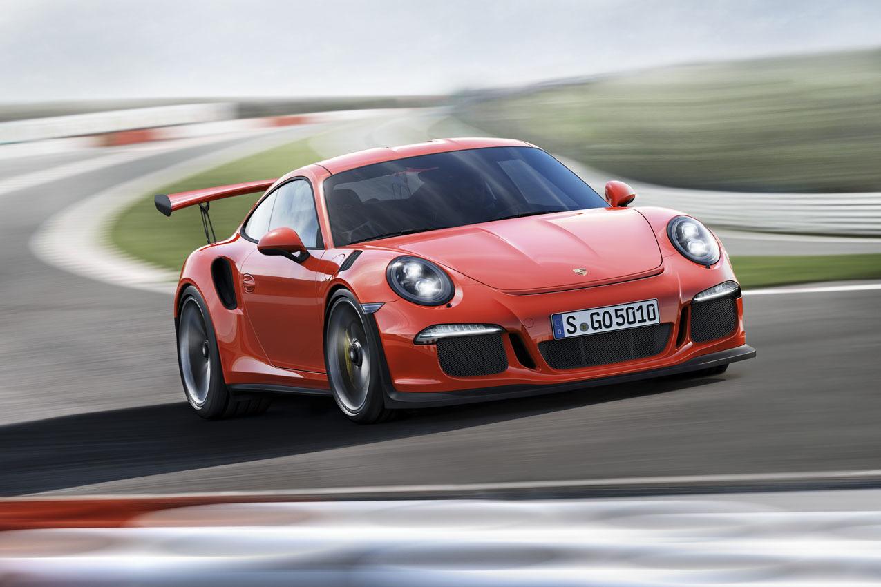 Foto de Porsche 911 GT3 RS 2015 (991) (2/10)