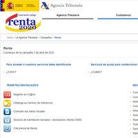 La mitad de los afectados por ERTE no han presentado todavía la declaración de la RENTA