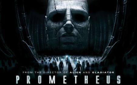 Ridley Scott: 'Prometheus', errar el tiro
