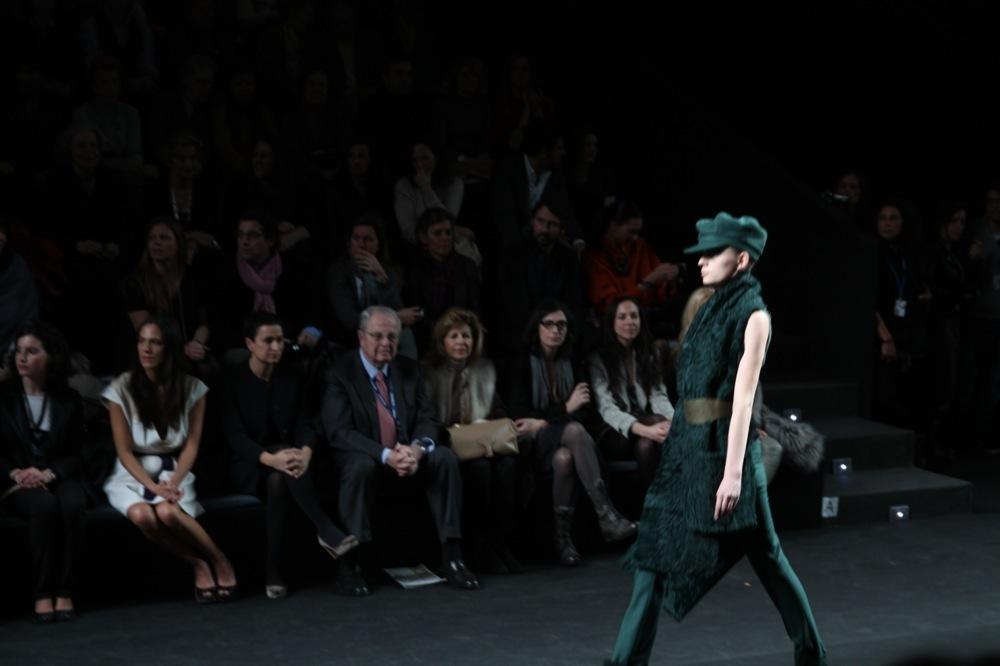 Foto de Jesús del Pozo en la Cibeles Fashion Week Otoño-Invierno 2011/2012 (7/71)