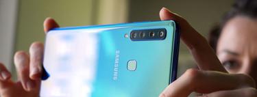 Samsung Galaxy A9, análisis tras un mes de uso: cuatro cámaras dan mucho juego, pero sigue siendo un gama media
