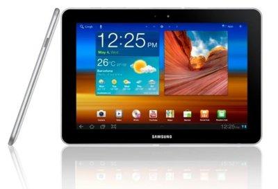 Samsung actualizará sus tablets Galaxy Tab a Ice Cream Sandwich a partir de Julio