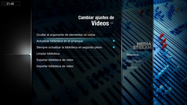 Plex Mac media center