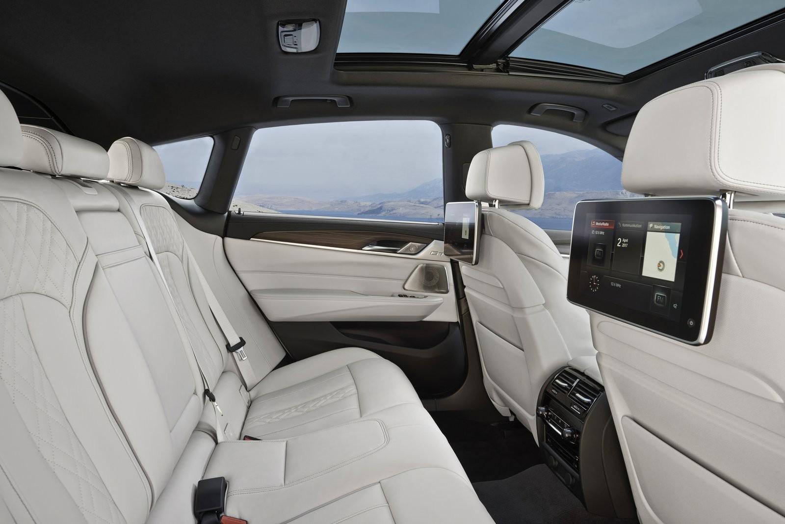 Foto de BMW Serie 6 Gran Turismo (45/54)