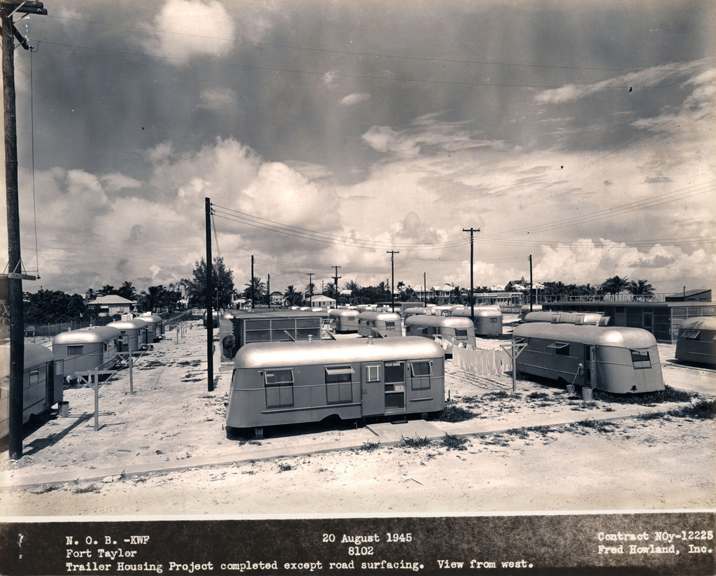 Así nacieron y florecieron los omnipresentes barrios de caravanas en Estados Unidos