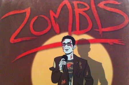 Zombis protagonizada por Berto Romero
