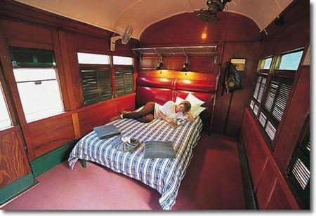 Railway Carriage Accommodation 19778 720x493