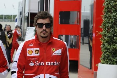 """Fernando Alonso: """"Vettel está haciendo un trabajo fantástico en todas las carreras"""""""