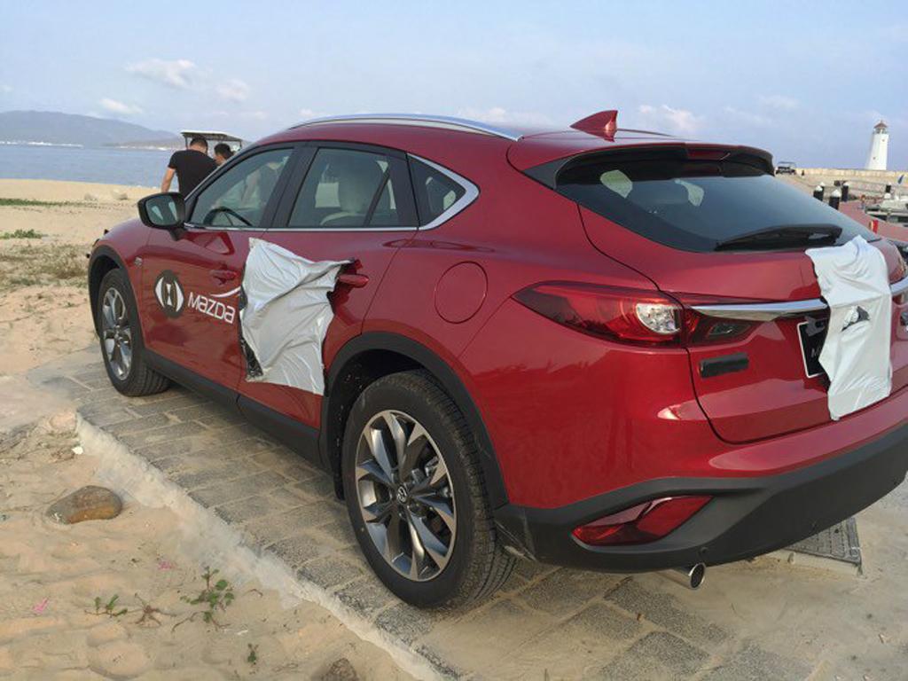 Mazda Cx 4 9 18