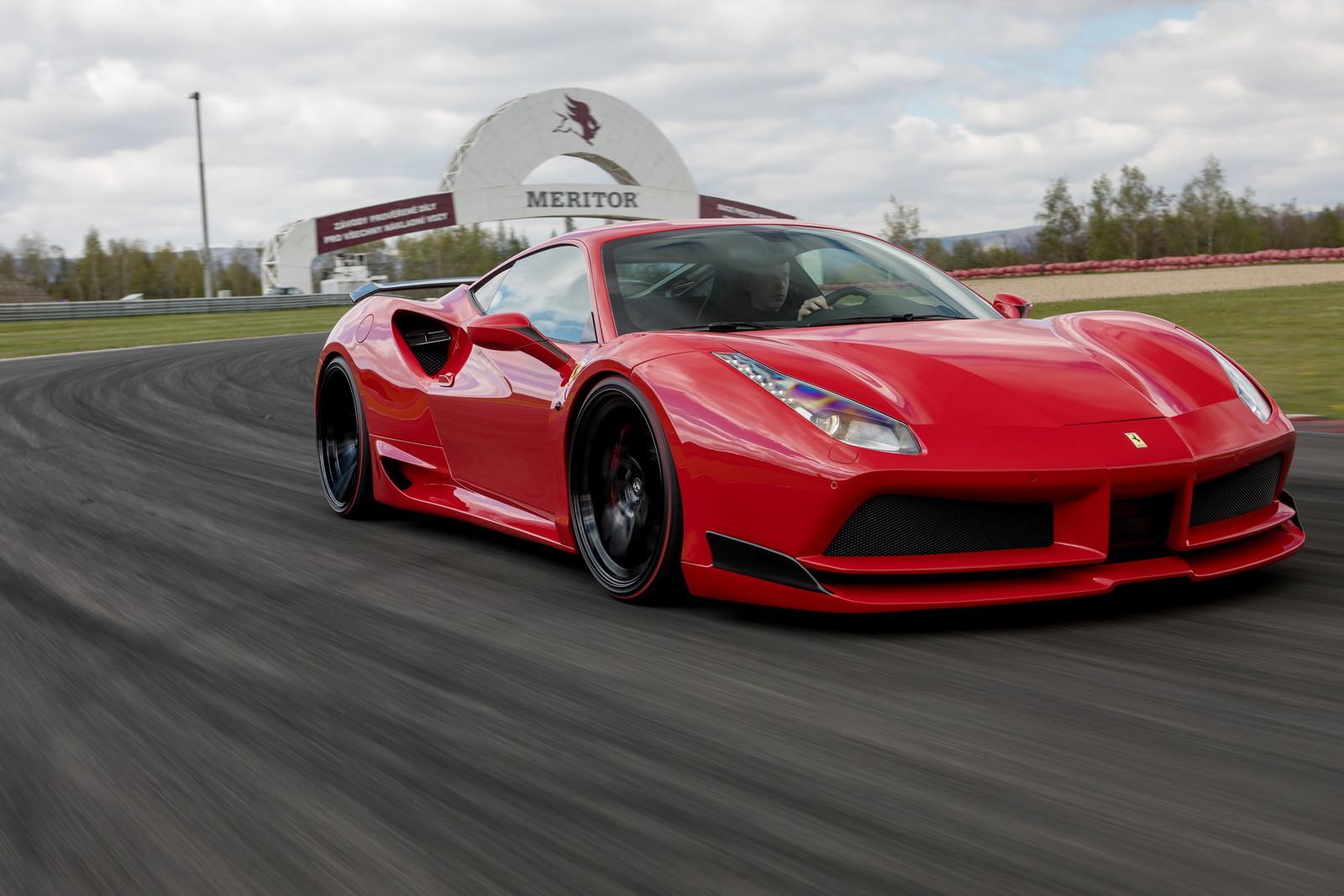 Foto de Novitec Ferrari 488 N-Largo (10/20)