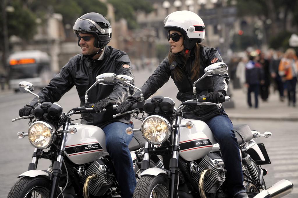Foto de Moto Guzzi V7 Classic (6/42)