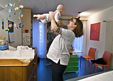 Sesam, un estudio de salud mental infantil suizo