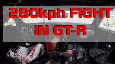 Nick Heidfeld nos muestra una de las pesadillas de los pilotos