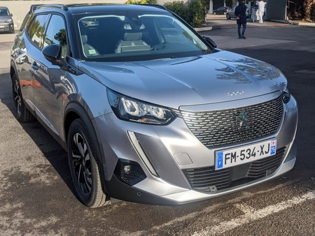 Peugeot Electrico Hibrido 34