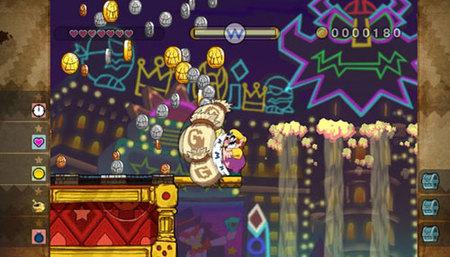 Wario Land: The Shake Dimension en Wii
