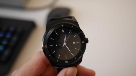Lg G Watch R Diseño Clasico