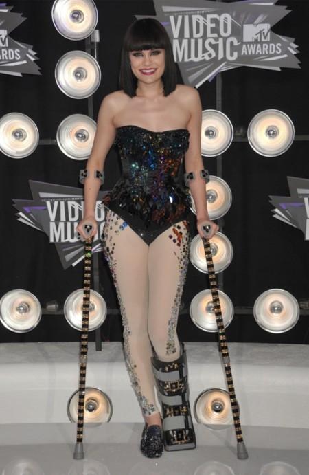 Jessie J y su pata chunga