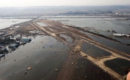 Japón Tsunami.