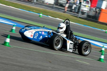 Cita con la competición entre electricidad y gasolina, de la mano de UPM Racing