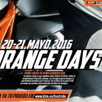 Llegan los Orange Days 2016 el 20 y 21 de mayo