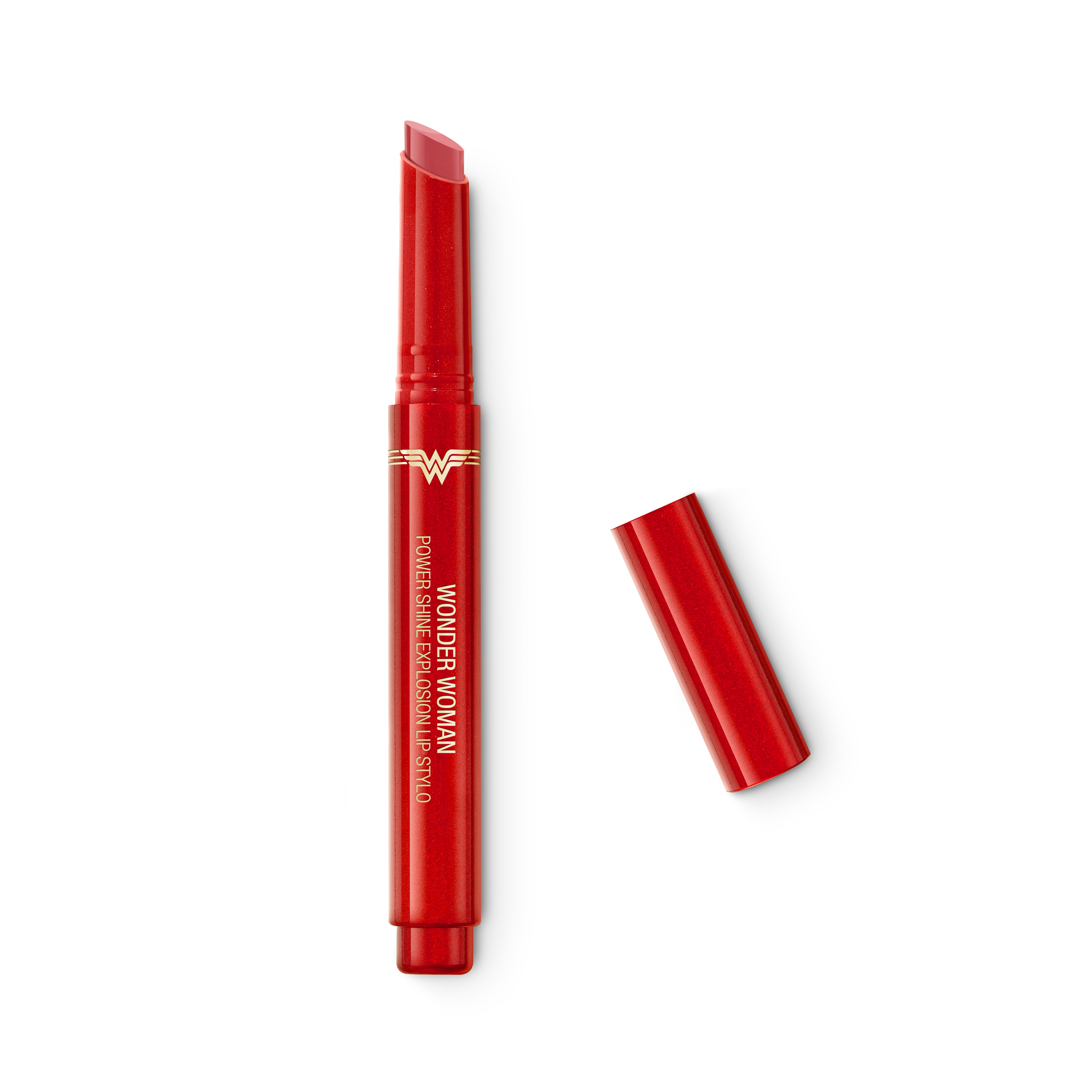 Wonder Woman Power Shine Explosion Lip Stylo